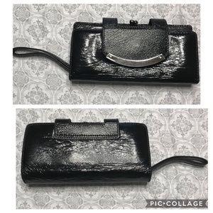 HOBO Black Wallet
